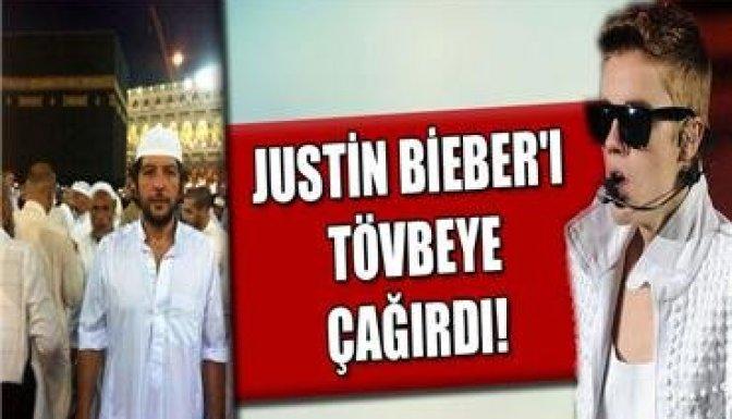 Nihat Doğan'dan Justin Bieber'a tövbe çağrı