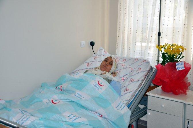 Elbistan'da kapalı yöntemle rahim ameliyatı