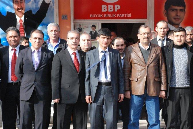 'BBP Ülke çıkarlarını daima önde tutmuştur'