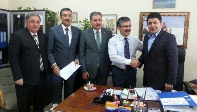Meclis Üyeleri Listesi seçim kuruluna teslim edildi