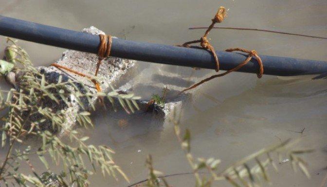 2 boru hattı imha edildi