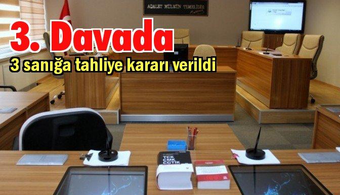İstanbul'daki 3. KCK davasında tahliye kararı