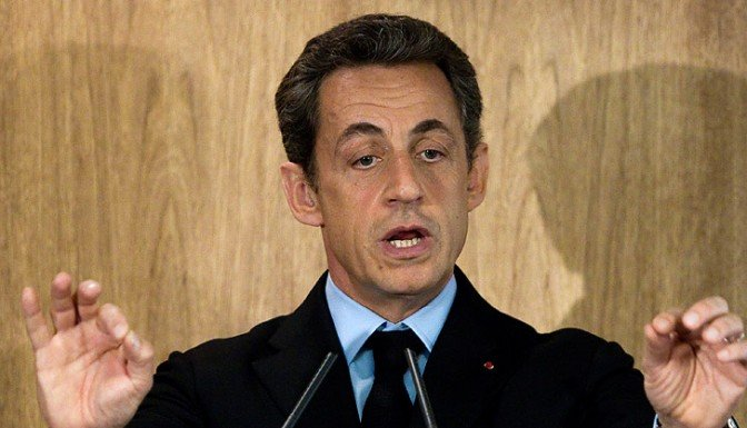 Sarkozy'nin gizli konuşmaları ortaya çıktı