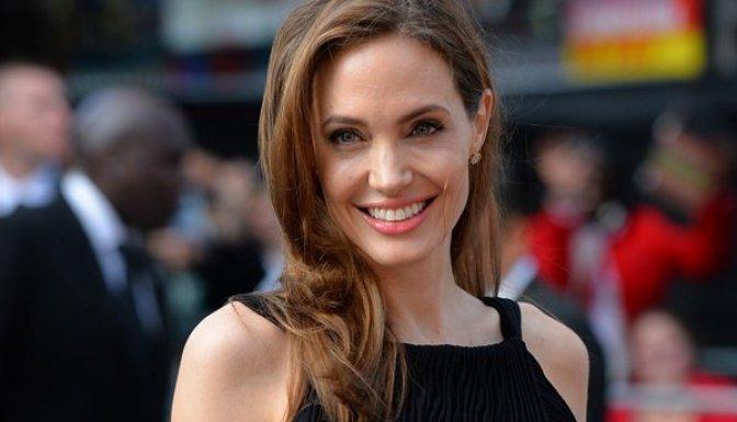 Angelina Jolie, ameliyat sonrası ilk kez konuştu