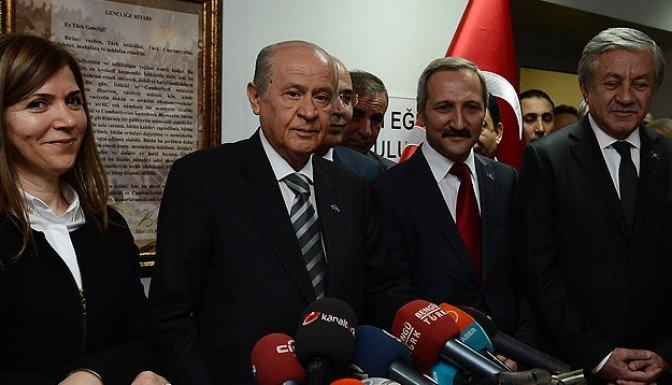 'Yeni oyunlara Türkiye'yi muhatap etmemek lazım'
