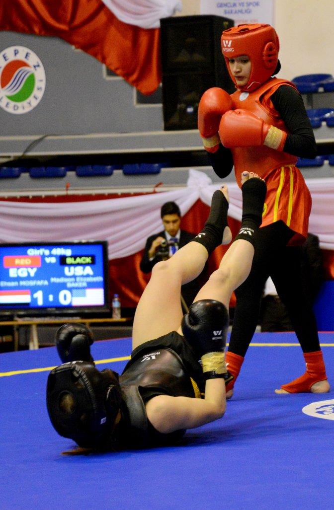 5. Dünya Gençler Wushu Şampiyonası