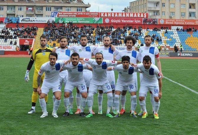 Büyükşehir Belediyespor galip: 1-0