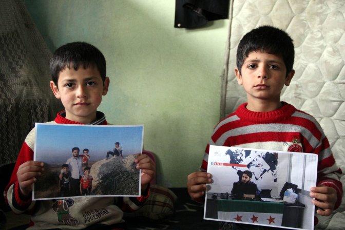 Eşi Esed'in oğlu IŞİD'in elinde