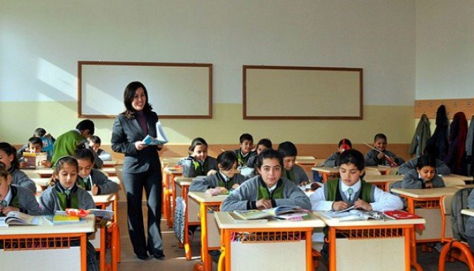 Öğretmenlerle ilgili yeni düzenleme