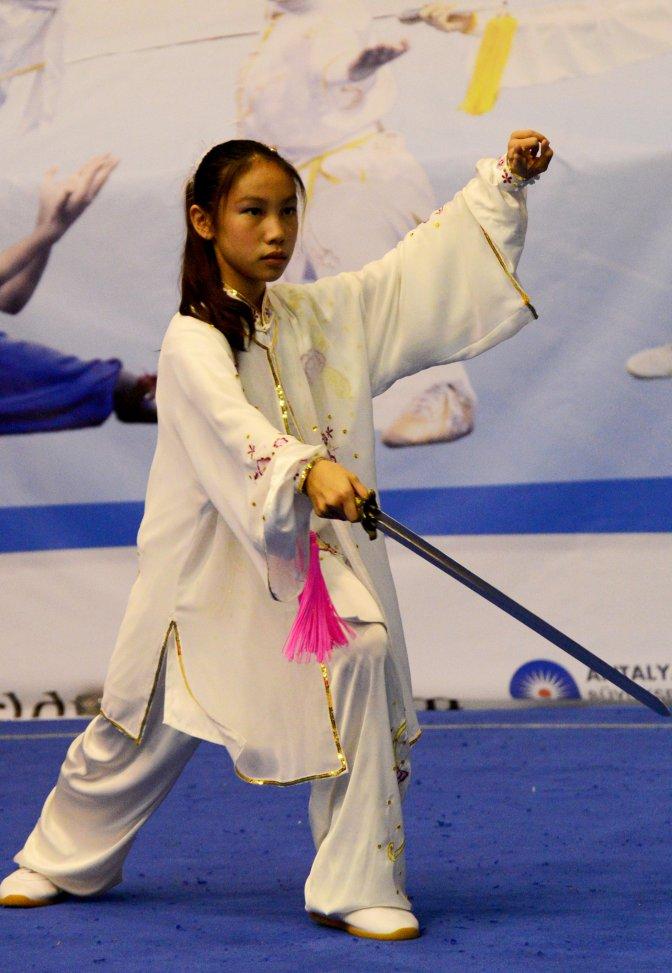 Dünya Gençler Wushu Şampiyonası sona erdi