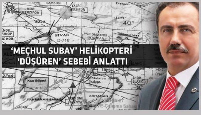 Yazıcıoğlu'nun ölümüyle ilgili mektup şok etti!