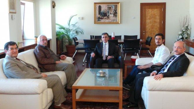 Bahadıroğlu 'Çanakkale Kıyameti'ni Anlattı
