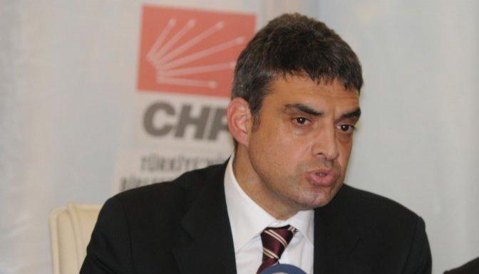 CHP'li Umut Oran Kahramanmaraş'ta