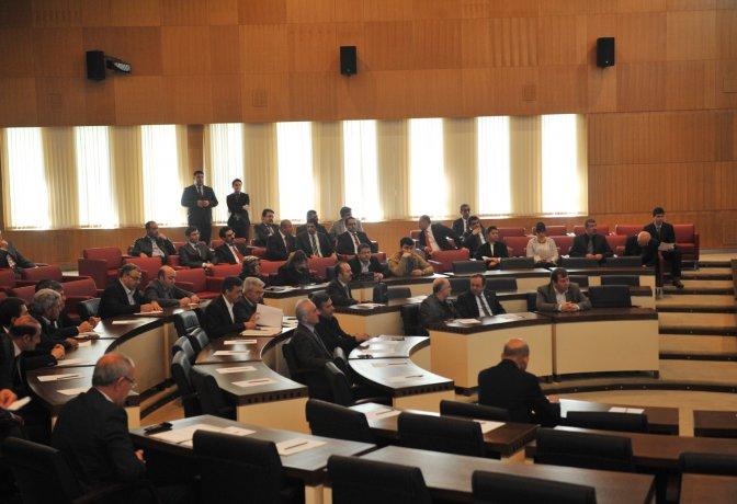 Belediye Meclisinden Son Toplantı