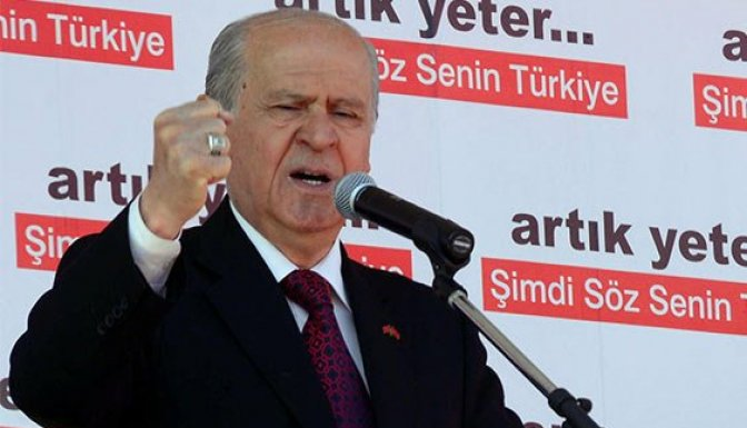 'Türkiye'de yalan, çalan, talan lobisi var'