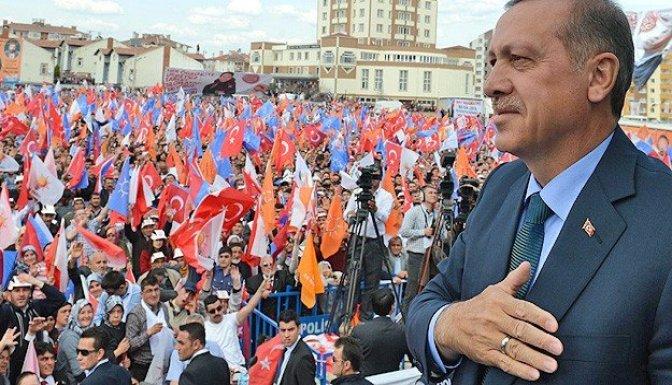 Erdoğan, Kastamonu'da konuştu
