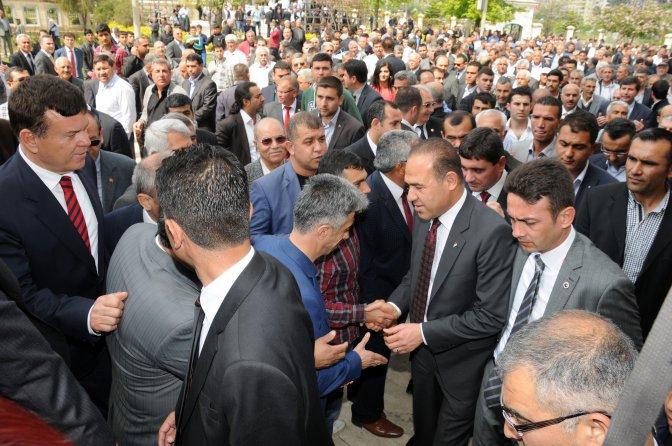 Adana'da Türkeş için mevlit okutuldu