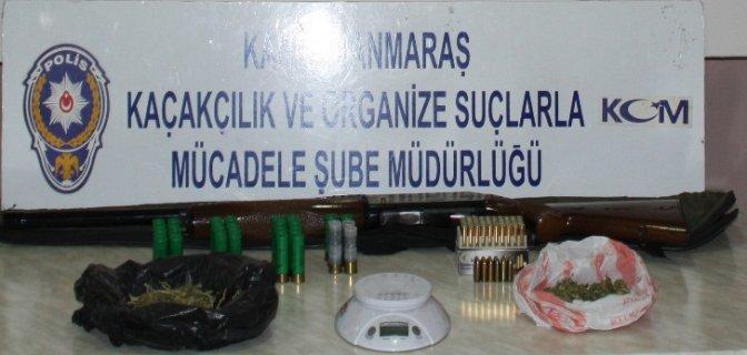 Uyuşturucu operasyonu: 5 kişi gözaltında