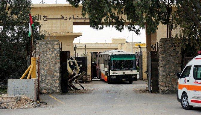 Refah Sınır Kapısı umreciler için açılıyor