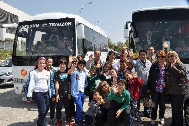 Zeugma'ya Yerli Turist Akını