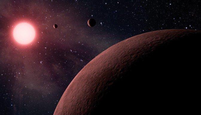 Evren her 44 milyon yılda yüzde 1 genişliyor