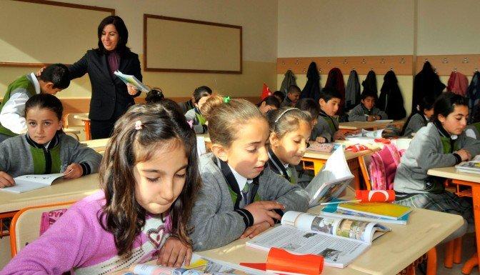 Ortaöğretimde sınıf ortalaması 29'a düştü