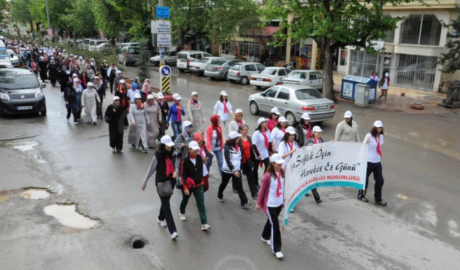Türkoğlu'nda
