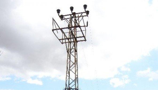 Bolu'daki elektrik akımına kapılan işçi