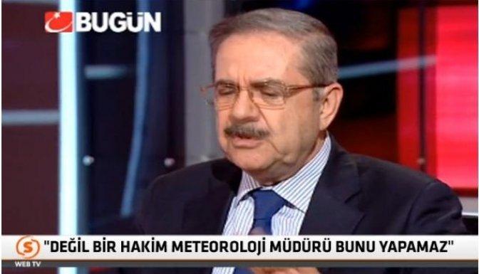 Erdoğan hayranı hakime Akyol'dan meslek dersi!