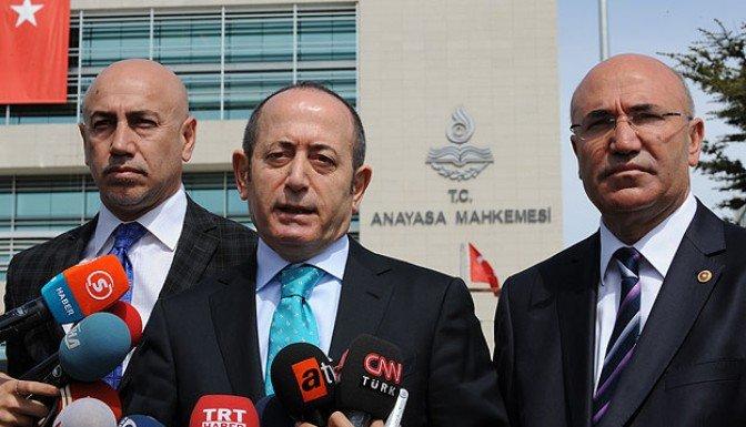 CHP torba yasanın 15 maddesi için iptal istedi