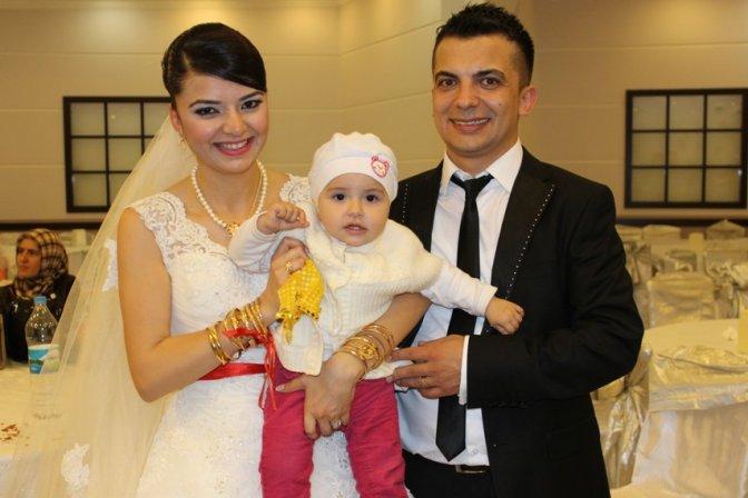 Şeref Koca & Ayşe Yılmaz, dünya evine girdi