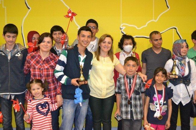 KETEM ile Lösemili Çocuklar Turnuvada Buluştu