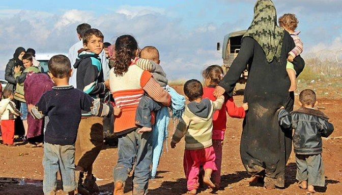 Suriyeli çocuklar bayramdan habersiz