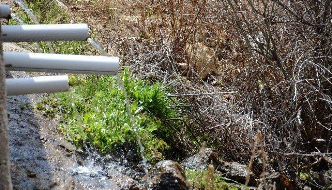 Elbistan'da İçme Suyu Sıkıntısı