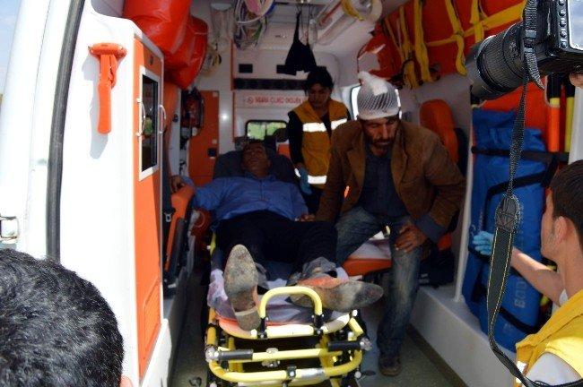 Kardeşlerin Muhtarlık Kavgası Hastanede Devam Etti