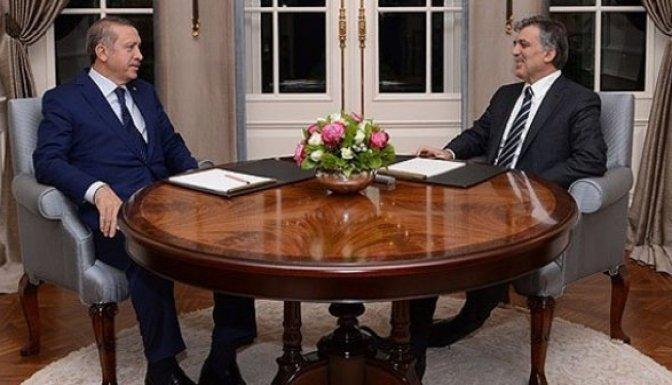 Başbakan Erdoğan, Cumhurbaşkanı ile görüştü