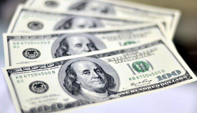 Dolar yılın en düşüğüne geriledi