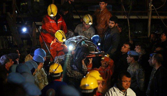 Soma'da ölü sayısı 200'ü aştı!