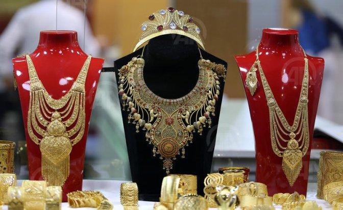 10. Ortadoğu Altın ve Mücevher Fuarı Açıldı
