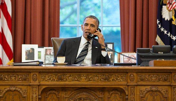 Obama'dan Soma için taziye telefonu