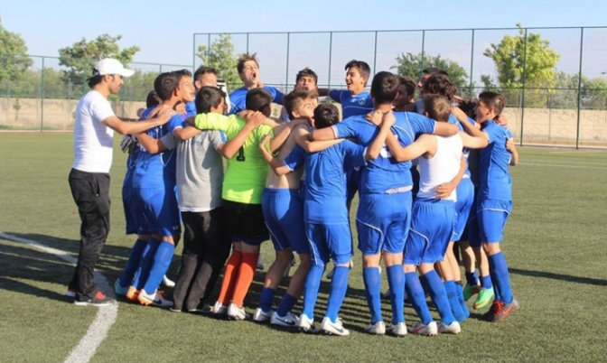 Büyükşehir U14 Takımı Bölge Şampiyonu Oldu