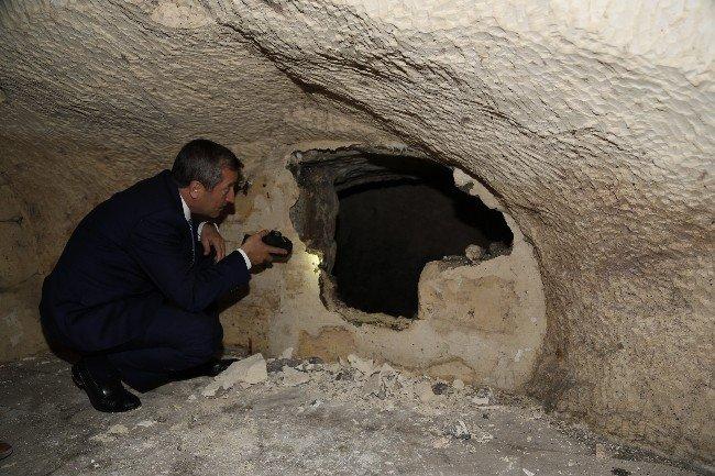 Yeraltı Mağaraları Turizme Kazandırılıyor