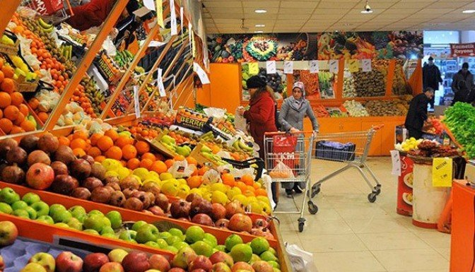 Enflasyon son iki yılın zirvesinde