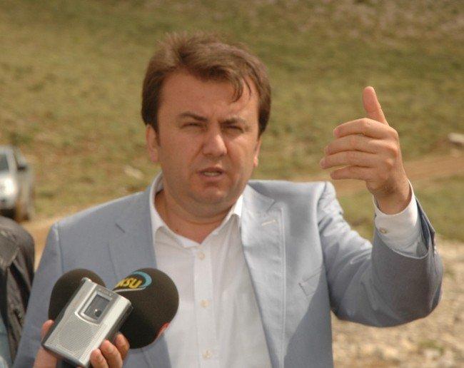 """Erkoç: """"Kahramanmaraş Turizm Cenneti Olacak"""""""
