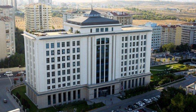 AK Parti'nin 7 il başkanlığına atama