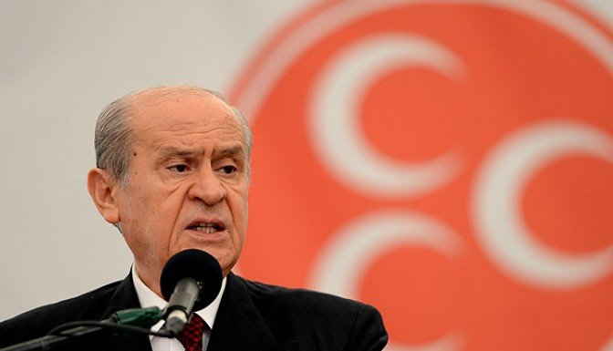 MHP Türkmenler için kampanya başlattı
