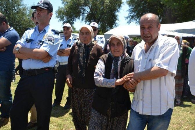 Başpolis Coşkun, Andırın'da toprağa verildi