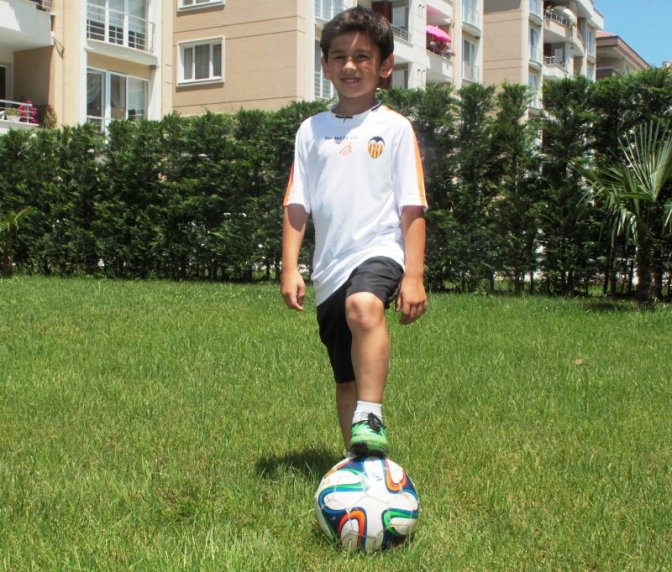 Valencia'nın gözü Türk golcüde