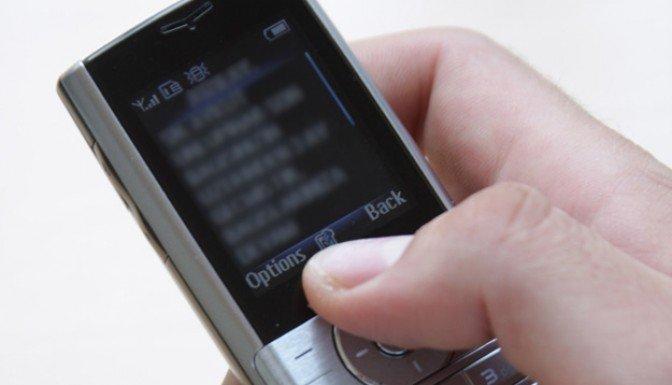 Kayıp çocuklar SMS'le aranacak