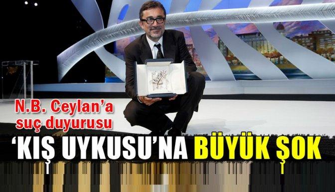 Altın Palmiye ödüllü 'Kış Uykusu' filmine suç duyurusu
